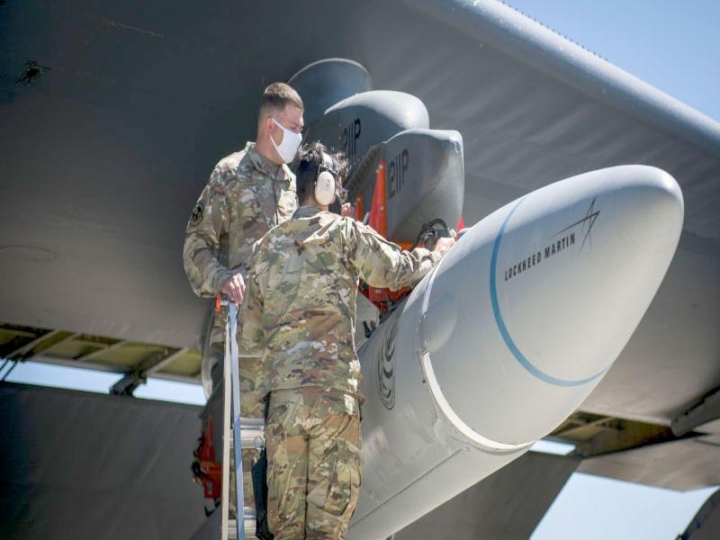 Mỹ thử bất thành vũ khí siêu vượt âm - ảnh 1