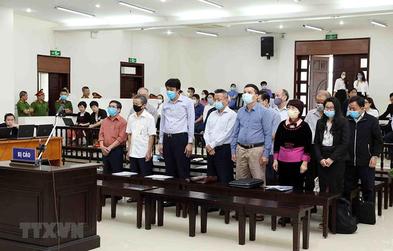 Đề nghị mức án 19 bị cáo trong đại án Gang thép Thái Nguyên - ảnh 1
