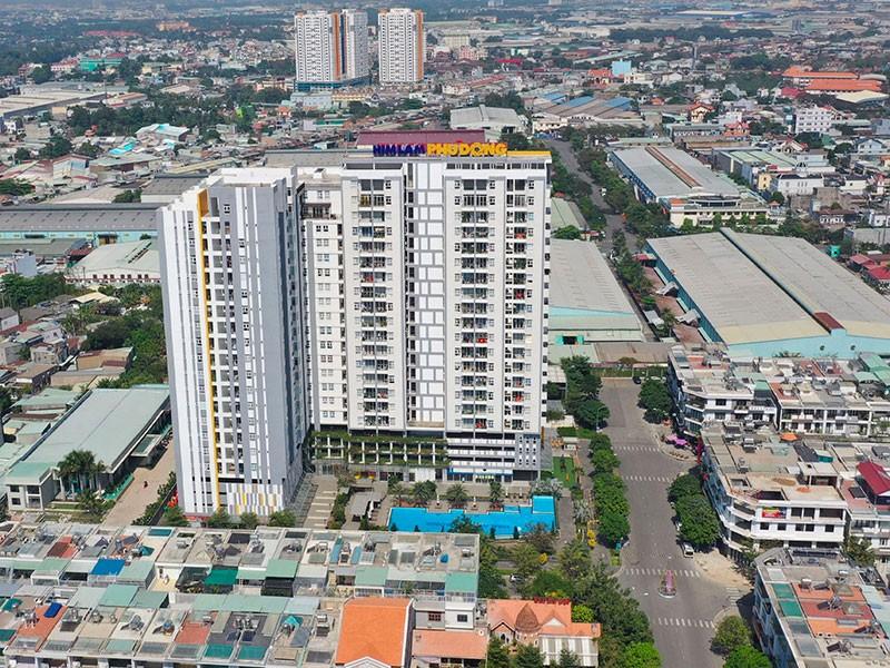 Người Sài Gòn về vùng ven đầu tư căn hộ 2 tỉ đồng - ảnh 1