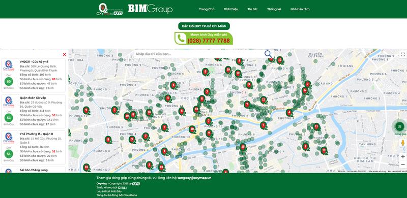 Tổng đài OxyMap: Quản lý hiện đại, tiện lợi cho người dân - ảnh 3