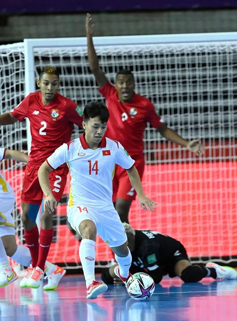Futsal Việt Nam và Czech sẽ nhìn nhau mà đá - ảnh 1