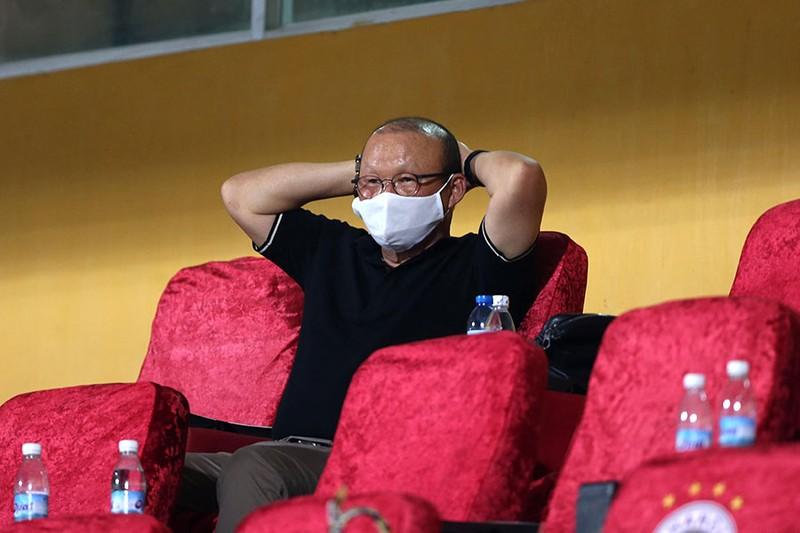 Để ông Park không mệt mỏi hơn... - ảnh 1