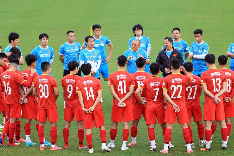 """Đội tuyển Việt Nam không """"thả"""" AFF Cup - ảnh 1"""