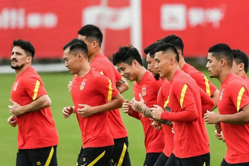 Đội Trung Quốc đá với Việt Nam như trận chung kết - ảnh 1