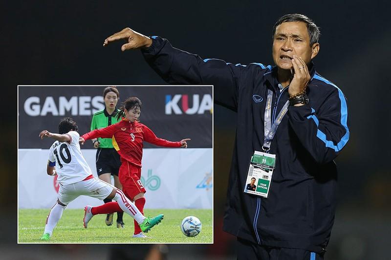 Thầy trò HLV Mai Đức Chung yên tâm săn vé World Cup - ảnh 1