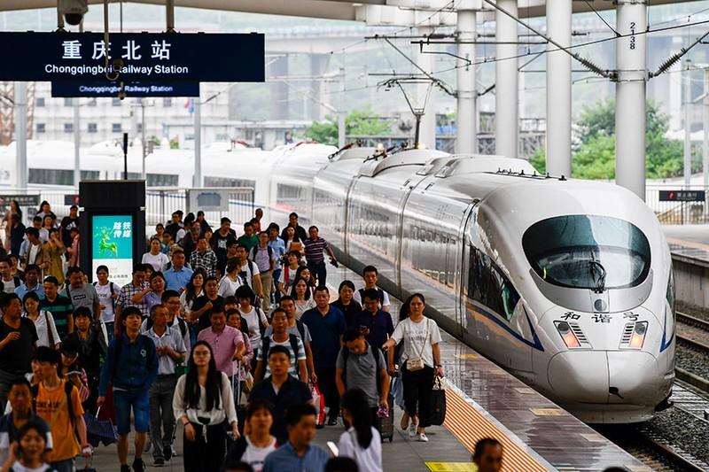 Hệ thống đường sắt cao tốc gây nợ 'khủng' ở Trung Quốc - ảnh 1