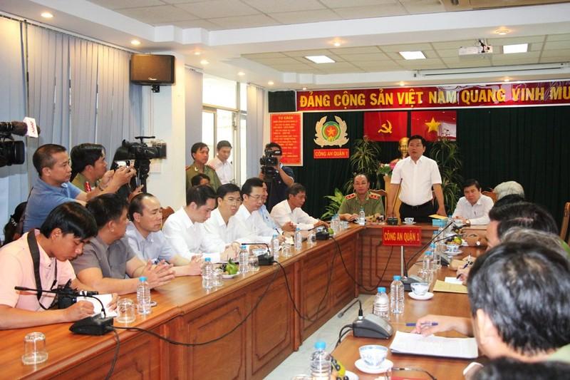Kỳ vọng của Bí thư Đinh La Thăng đối với công an TP.HCM - ảnh 3