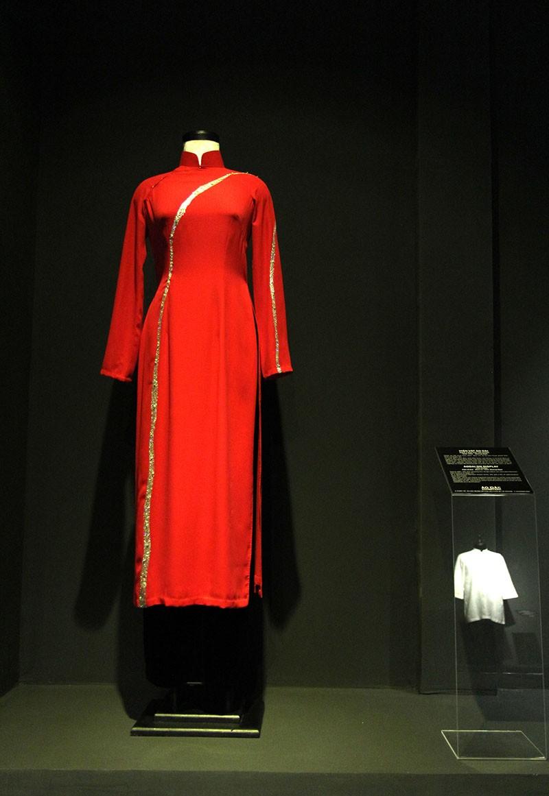 Hơn 1 tỉ đồng phục chế áo long bào vua Bảo Đại - ảnh 4