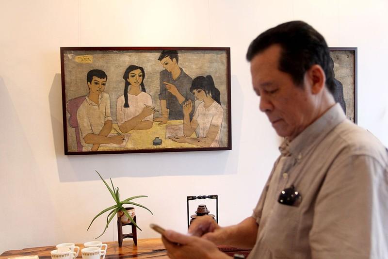triển lãm tranh Nguyễn Thị hiền