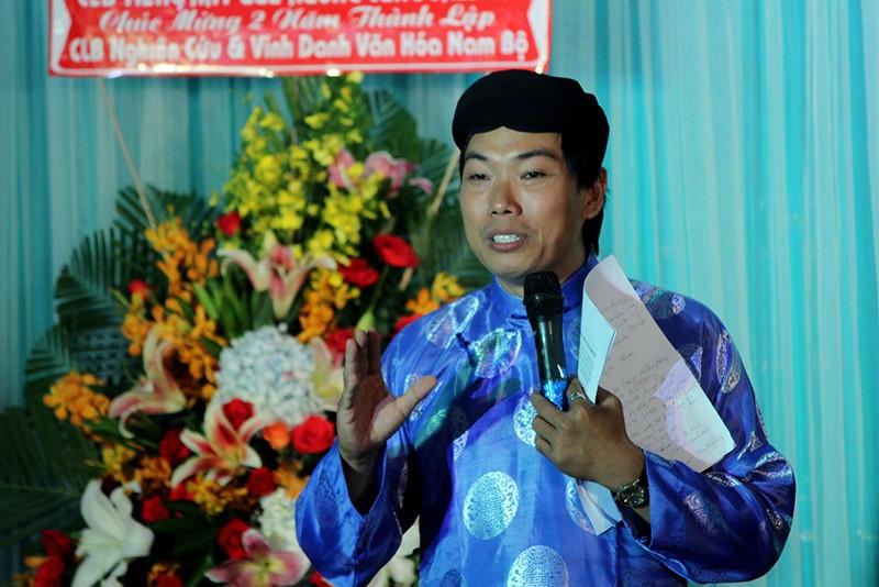Diễn vở 'Nam quốc sơn hà' tưởng nhớ GS Trần Văn Khê - ảnh 1
