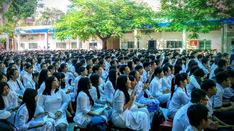 Lần đầu tiên đưa văn hóa Nam Bộ vào học đường - ảnh 1