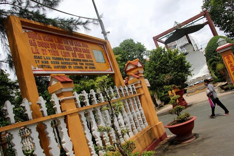 Ngôi chùa gần 300 năm tuổi giữa lòng thành phố - ảnh 3