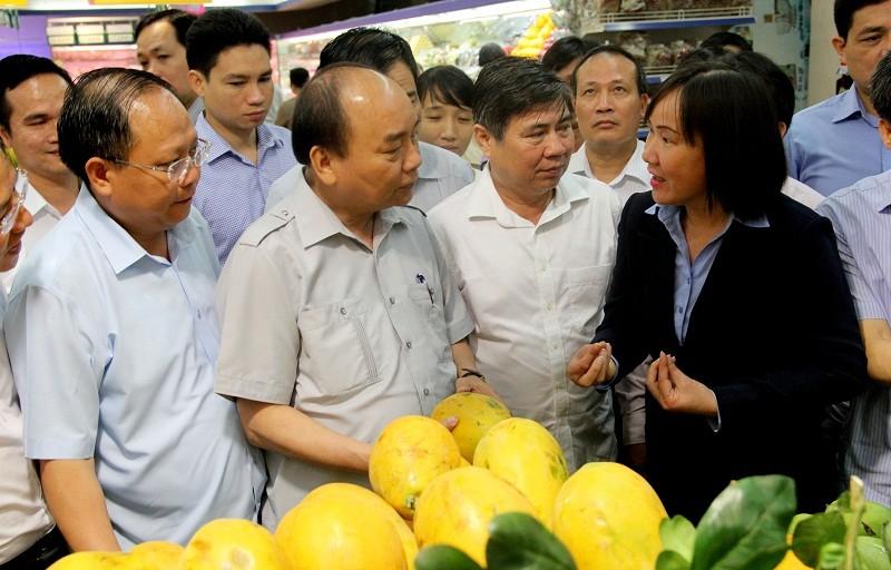 Thủ tướng bất ngờ vi hành ở TP.HCM - ảnh 1
