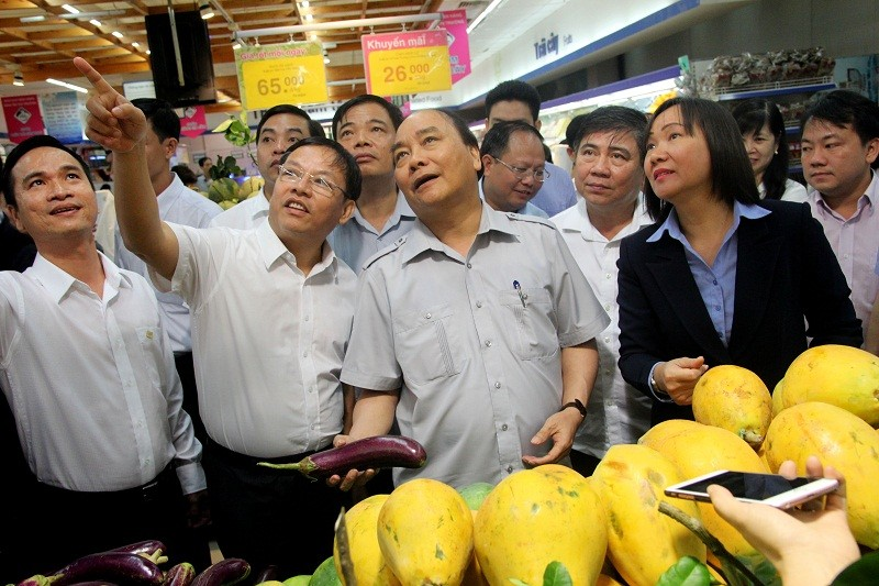 Thủ tướng bất ngờ vi hành ở TP.HCM - ảnh 2