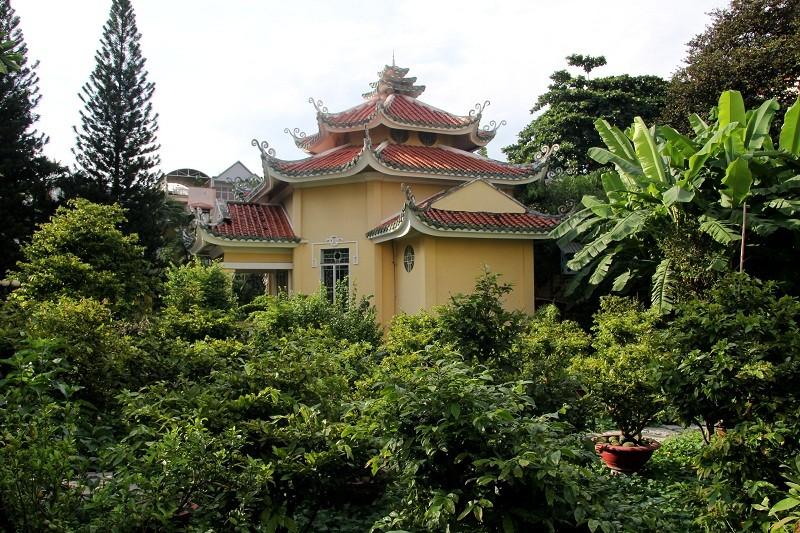Chuyện ít biết về nơi an nghỉ cụ Phan Châu Trinh - ảnh 13