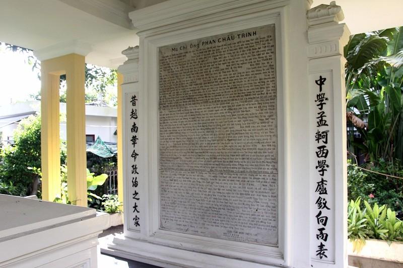 Chuyện ít biết về nơi an nghỉ cụ Phan Châu Trinh - ảnh 10