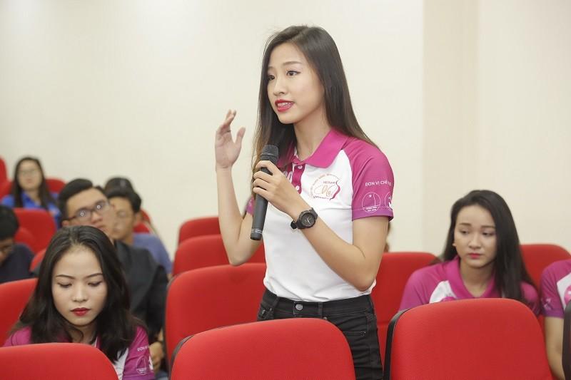 Ai sẽ đăng quang Nữ sinh viên Việt Nam duyên dáng 2016? - ảnh 10