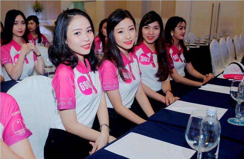 Ai sẽ đăng quang Nữ sinh viên Việt Nam duyên dáng 2016? - ảnh 2