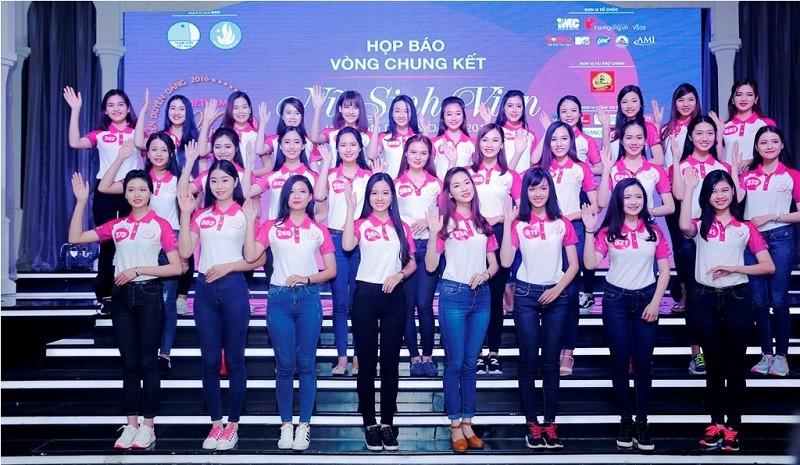Ai sẽ đăng quang Nữ sinh viên Việt Nam duyên dáng 2016? - ảnh 3