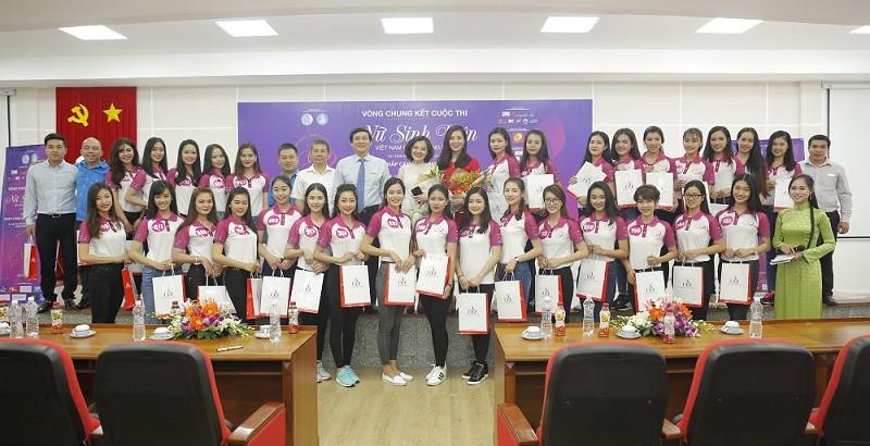 Ai sẽ đăng quang Nữ sinh viên Việt Nam duyên dáng 2016? - ảnh 6
