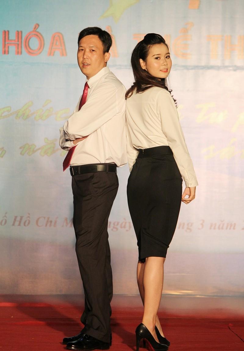 Ngắm bộ ảnh thời trang công sở ngành tư pháp TP.HCM - ảnh 6