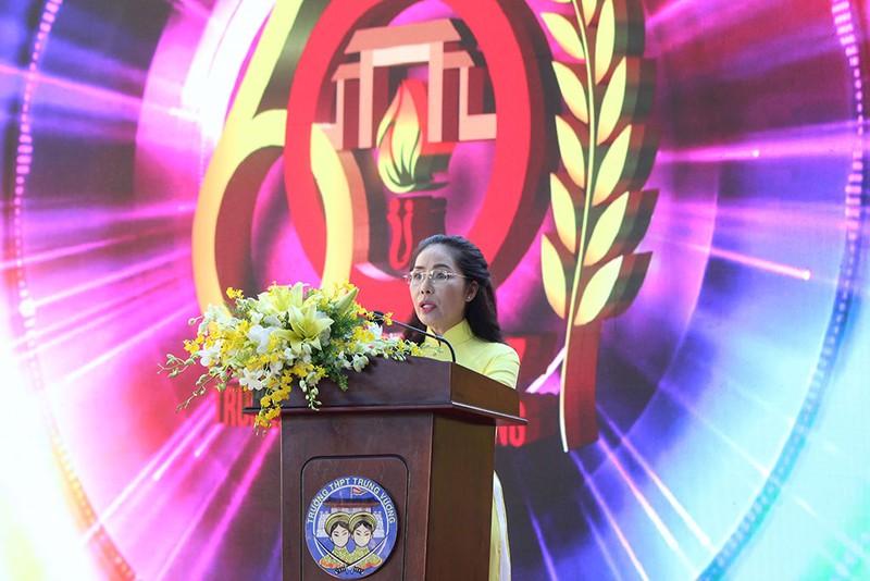 100 năm Trường THPT Trưng Vương  - ảnh 5