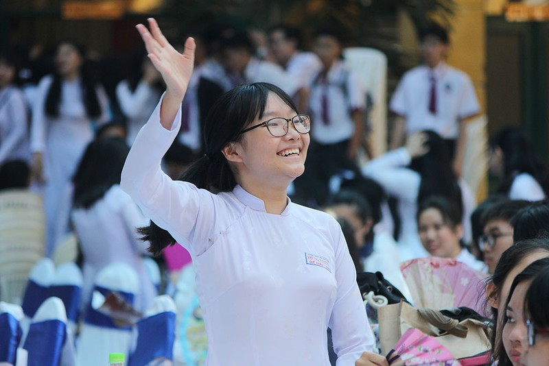 100 năm Trường THPT Trưng Vương  - ảnh 9
