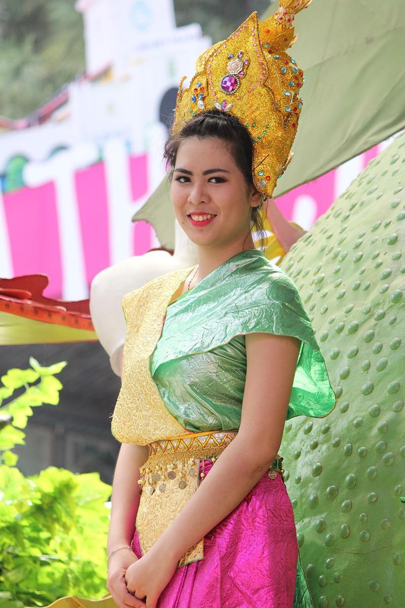 Ngắm bóng hồng xinh đẹp tại lễ hội trái cây Nam Bộ - ảnh 14