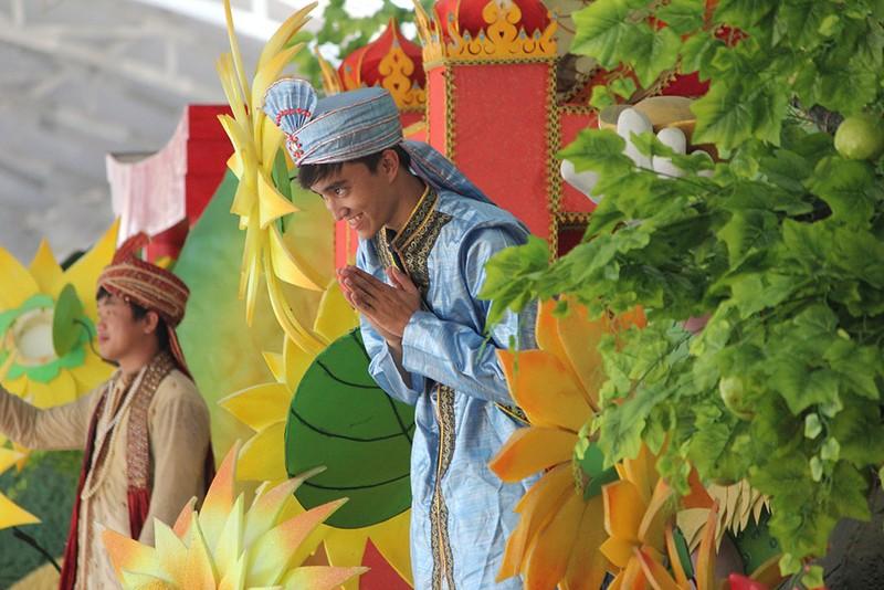 Ngắm bóng hồng xinh đẹp tại lễ hội trái cây Nam Bộ - ảnh 16