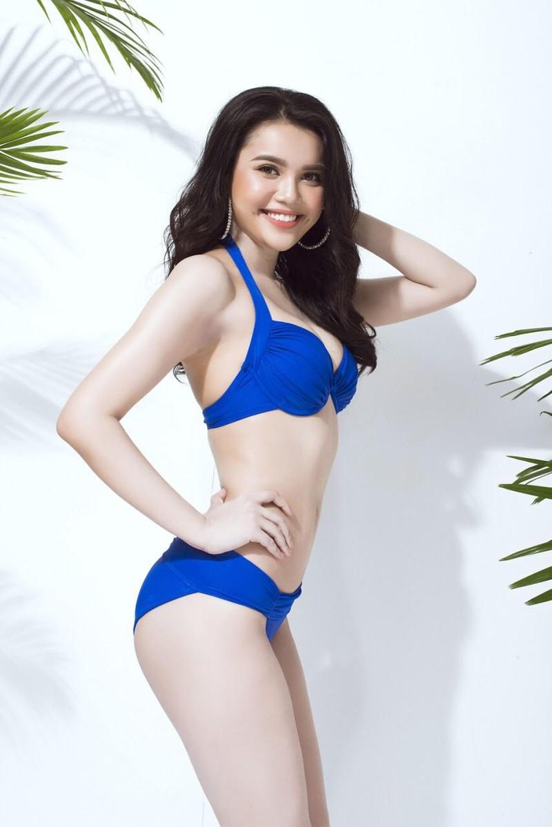 Ngắm 33 người đẹp HH Đại Dương 2017 diện bikini - ảnh 10