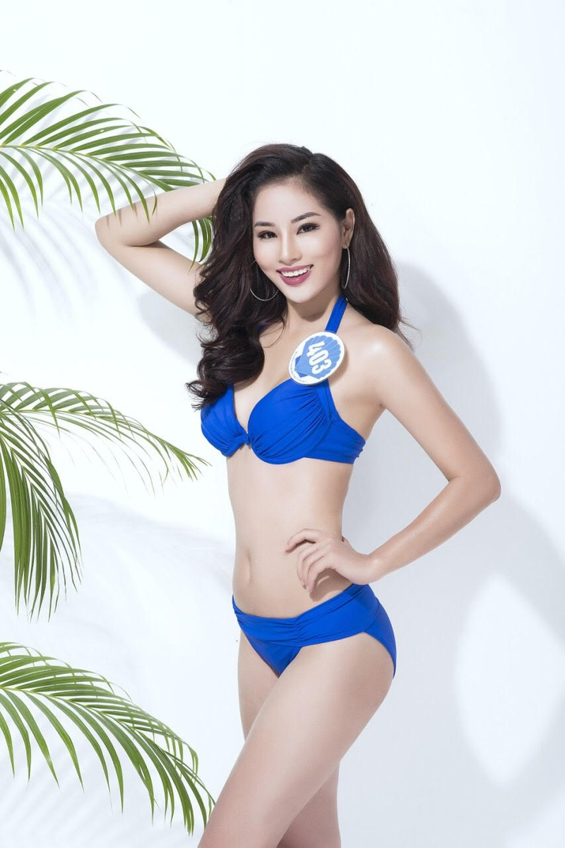 Ngắm 33 người đẹp HH Đại Dương 2017 diện bikini - ảnh 11