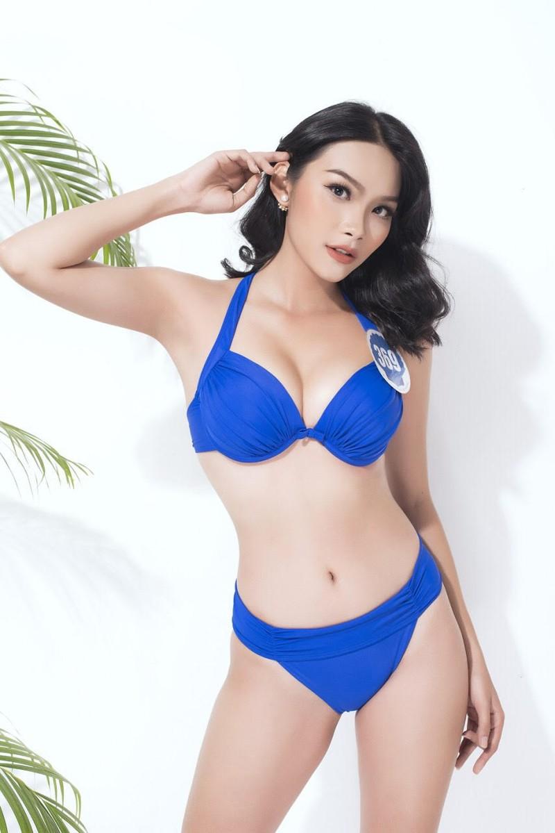 Ngắm 33 người đẹp HH Đại Dương 2017 diện bikini - ảnh 2