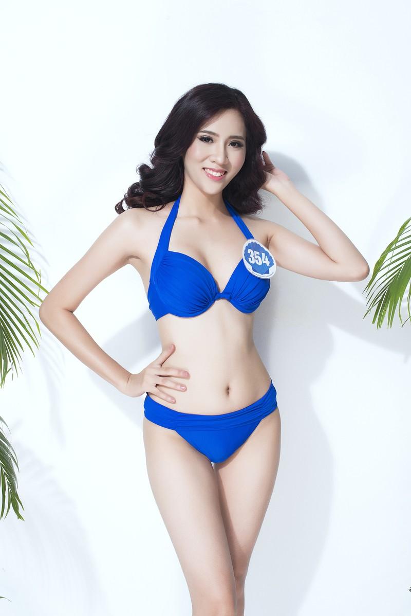 Ngắm 33 người đẹp HH Đại Dương 2017 diện bikini - ảnh 7