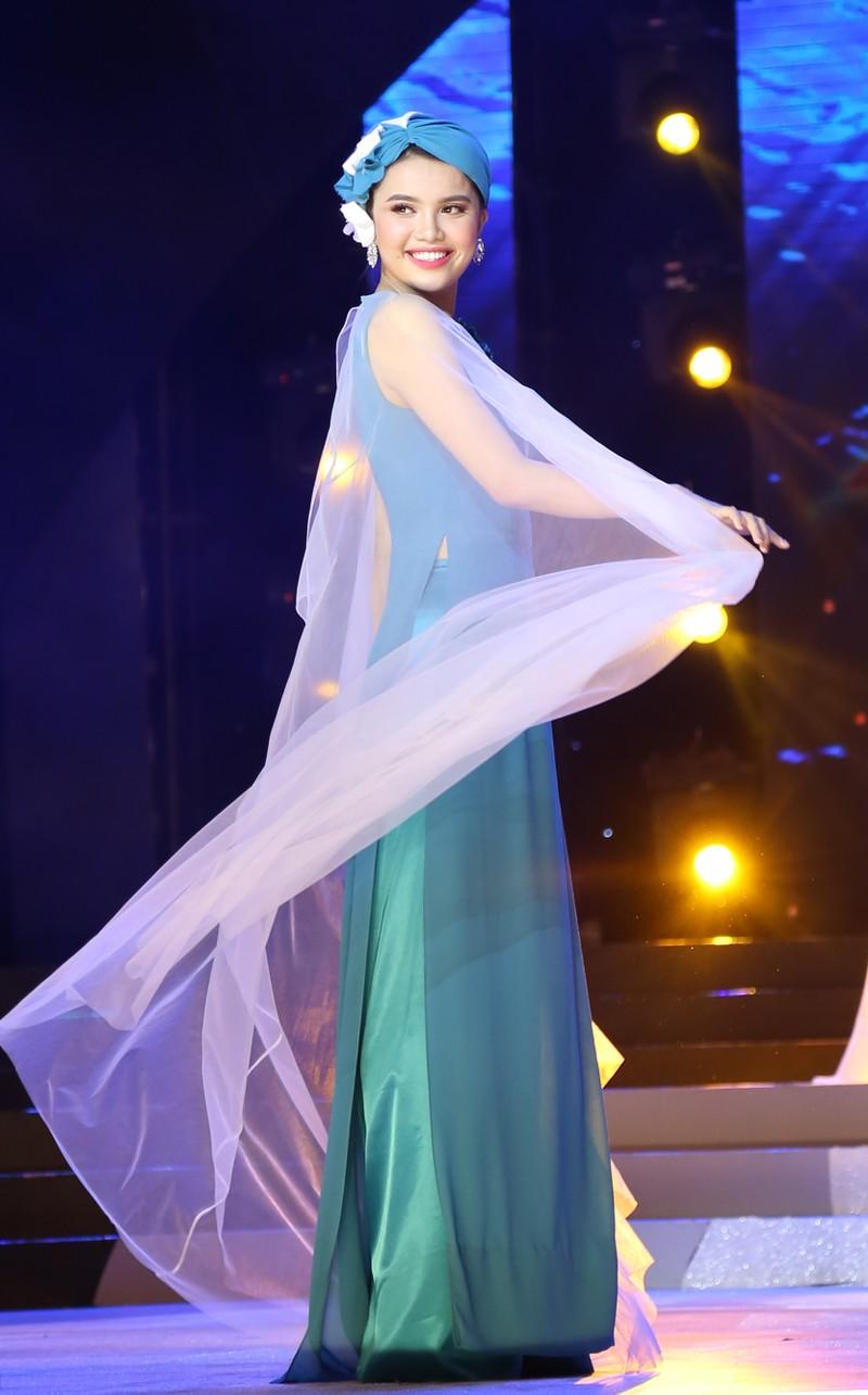 Người đẹp lộng lẫy trong đêm chung kết HH Đại dương - ảnh 3