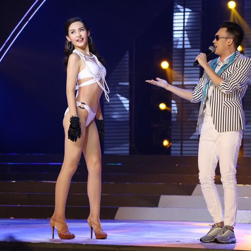 Người đẹp diện bikini ở chung kết Hoa hậu Đại dương - ảnh 1