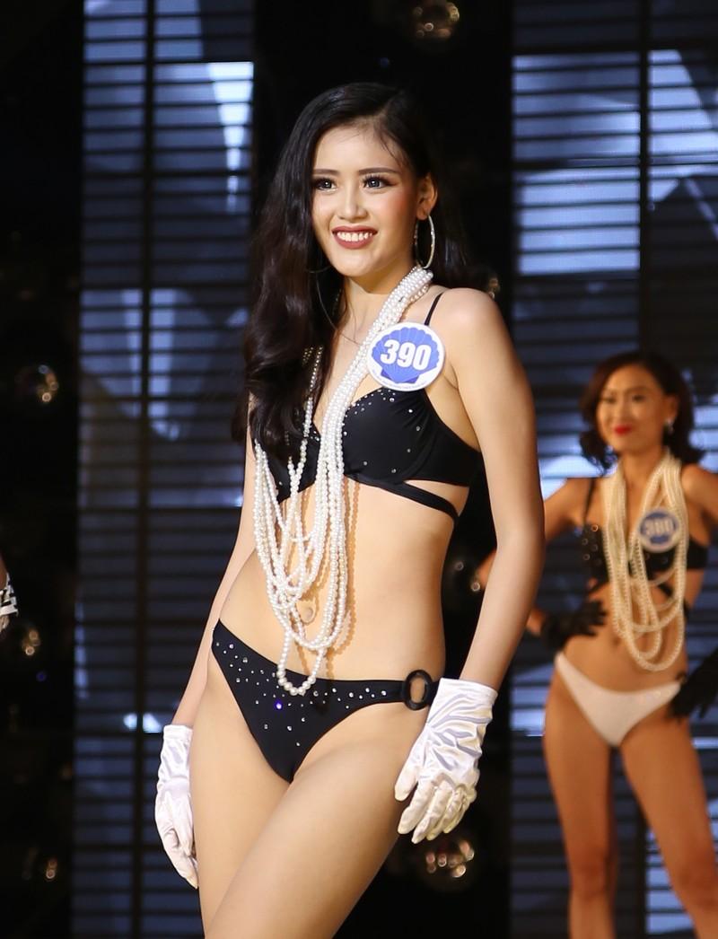 Người đẹp diện bikini ở chung kết Hoa hậu Đại dương - ảnh 3