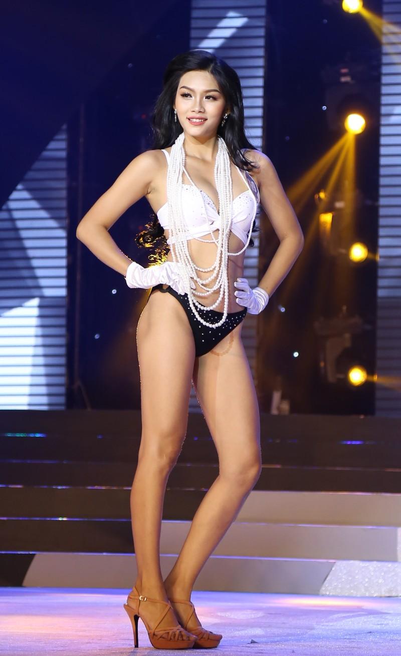 Người đẹp diện bikini ở chung kết Hoa hậu Đại dương - ảnh 7
