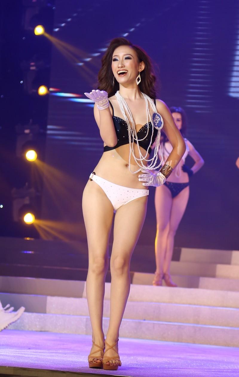 Người đẹp diện bikini ở chung kết Hoa hậu Đại dương - ảnh 10