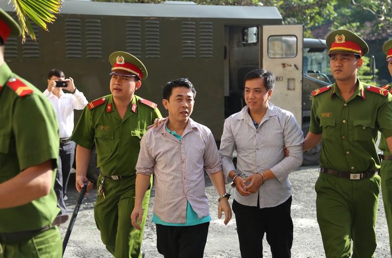 Phút bình thản và thắt tim của Nguyễn Minh Hùng - ảnh 2