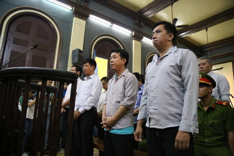 Phút bình thản và thắt tim của Nguyễn Minh Hùng - ảnh 4