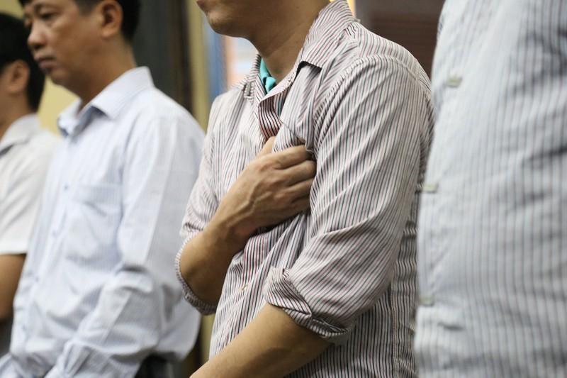 Phút bình thản và thắt tim của Nguyễn Minh Hùng - ảnh 7