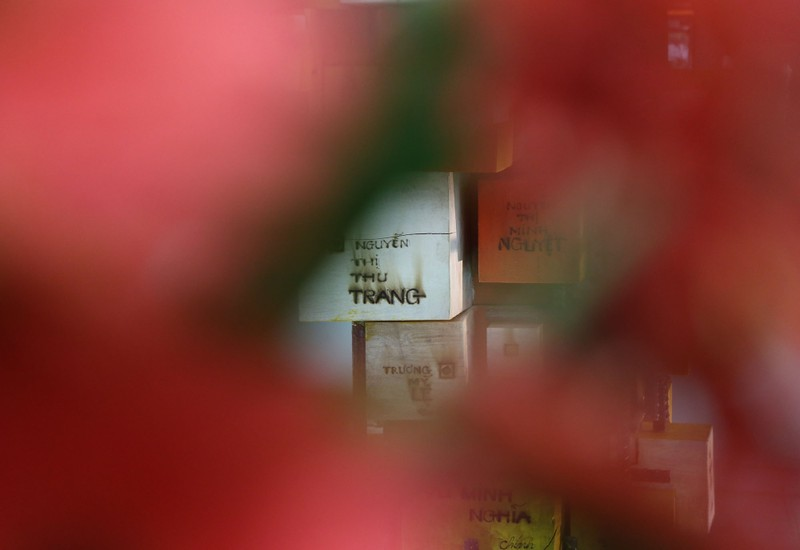 Đến TP.HCM xem triển lãm người trẻ nghĩ về chiến tranh - ảnh 9