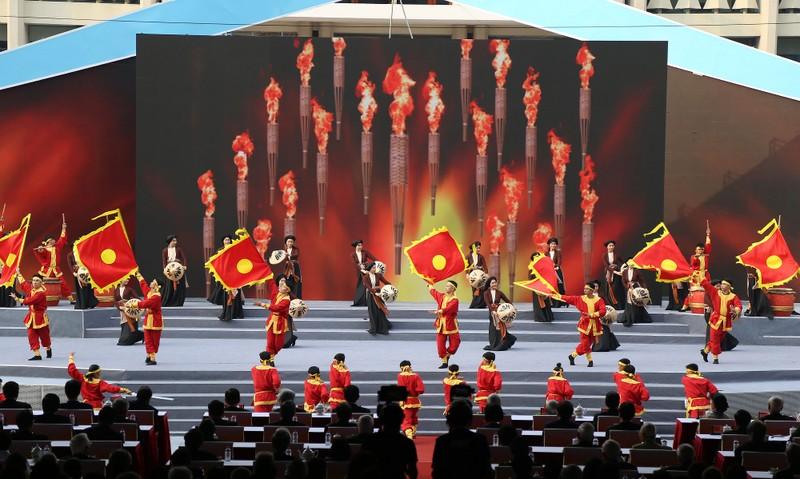 Hoạt cảnh kỷ niệm 50 năm Tổng tiến công xuân Mậu Thân - ảnh 2