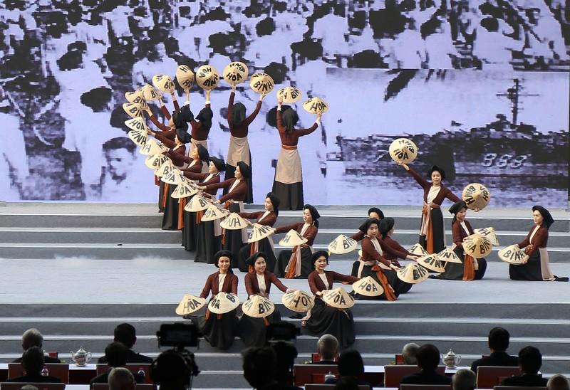 Hoạt cảnh kỷ niệm 50 năm Tổng tiến công xuân Mậu Thân - ảnh 3