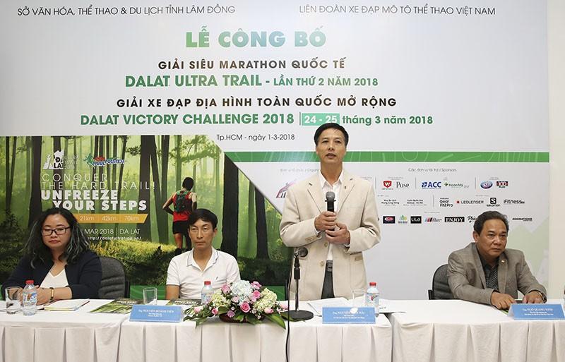 Hơn 2.000 VĐV tham gia siêu marathon quốc tế tại Đà Lạt - ảnh 1