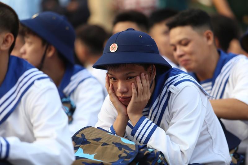 Những cảm xúc của thanh niên TP.HCM ngày nhập ngũ - ảnh 5