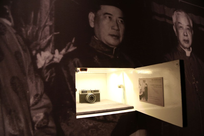 Hình ảnh hiếm thấy về cuộc đời ông Ngô Đình Diệm - ảnh 15