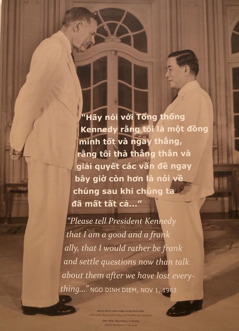 Hình ảnh hiếm thấy về cuộc đời ông Ngô Đình Diệm - ảnh 19