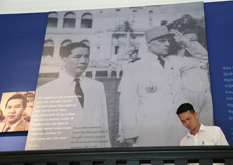 Hình ảnh hiếm thấy về cuộc đời ông Ngô Đình Diệm - ảnh 5