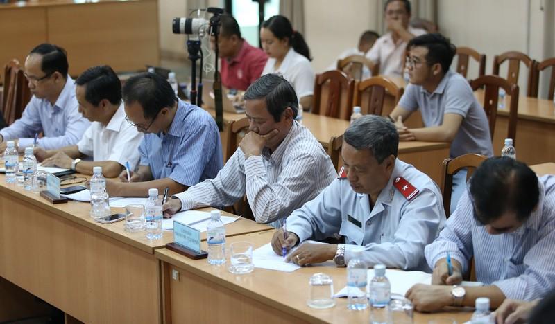 Toàn cảnh lãnh đạo Ban Tiếp dân TW và TP.HCM gặp dân Thủ Thiêm - ảnh 3
